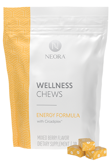 Neora Wellness Chews Energy Formula