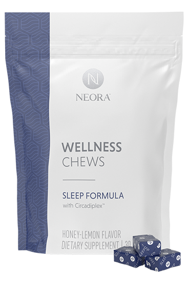 Neora Wellness Chews Sleep Formula
